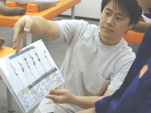 松戸市交通事故治療、むちうち治療